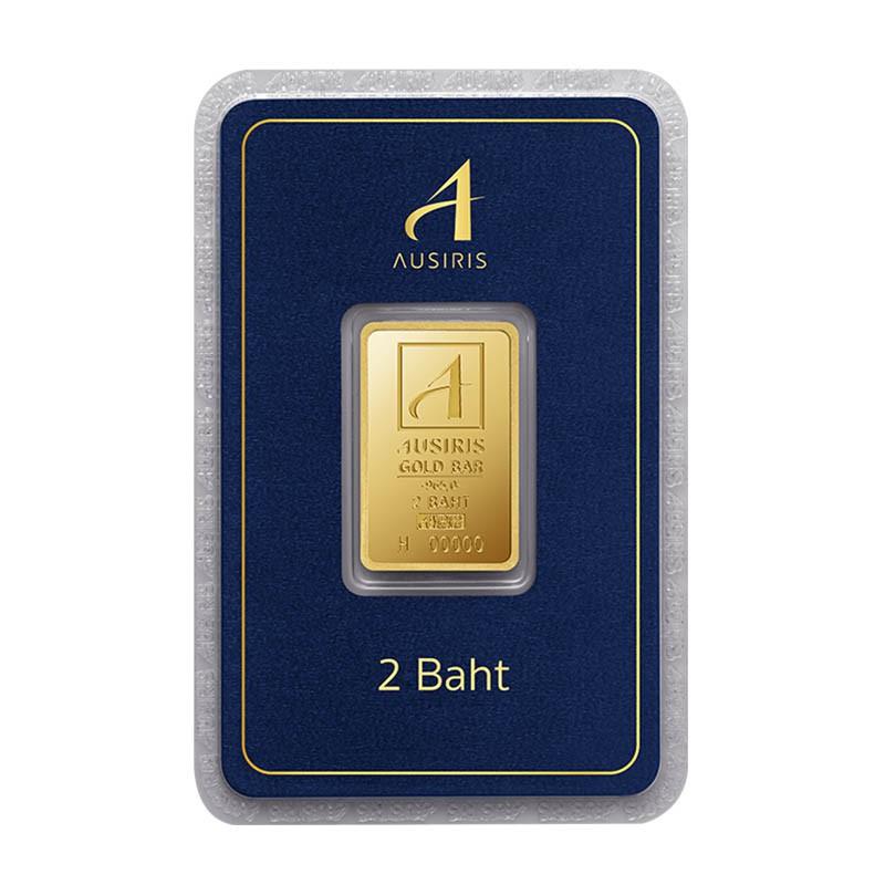 ทองคำแท่ง 2 บาท ทองคำแท้ 96.5% ออสสิริส