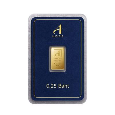 ทองคำแท่ง 1 สลึง ออสสิริส