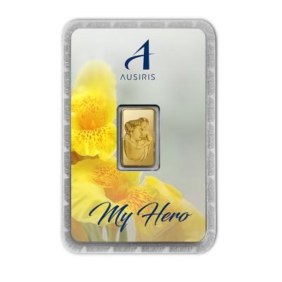 ทองคำแท่ง 1 สลึง My Hero (วันพ่อ)