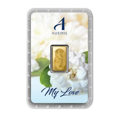 ทองคำแท่ง 1 สลึง My Love (วันแม่)