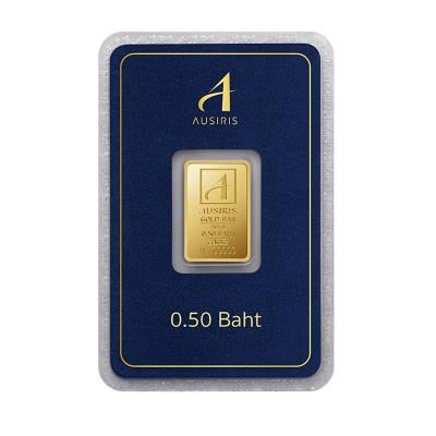 ทองคำแท่ง 2 สลึง ออสสิริส