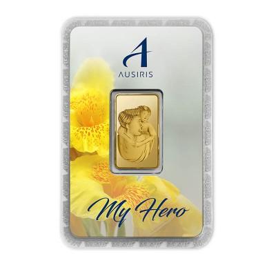 ทองคำแท่ง 1 บาท My Hero (วันพ่อ)