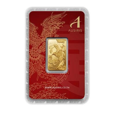 ทองคำแท่ง 1 บาท ลายหงส์ พลังแห่งพรหมลิขิต