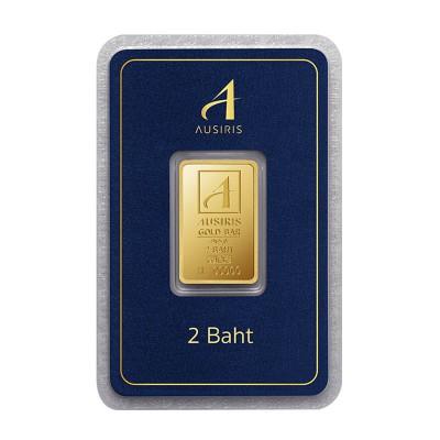 ทองคำแท่ง 2 บาท ออสสิริส