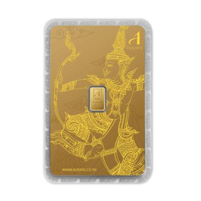 ทองคำแท่ง 1 กรัม การ์ดลายพระราม