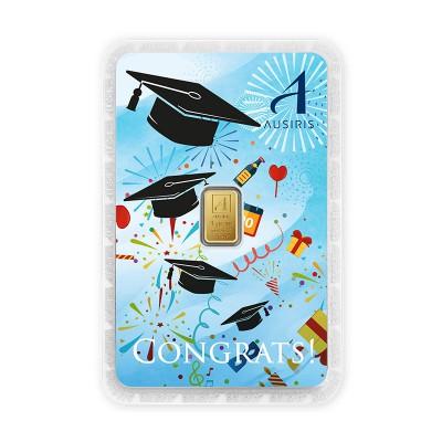 ทองคำแท่ง 1 กรัม Congrats (รับปริญญา)